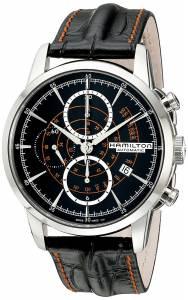 [ハミルトン]Hamilton  Timeless Class Analog Display Automatic Self Wind Black Watch H40656731