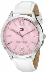 [トミー ヒルフィガー]Tommy Hilfiger Casual Sport Analog Display Quartz White Watch 1781547
