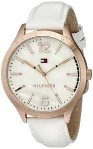 [トミー ヒルフィガー]Tommy Hilfiger Casual Sport Analog Display Quartz White Watch 1781543