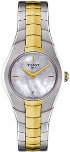 [ティソ]Tissot TRound Watch Mother of Pearl Dial Stainless Steel Case Quartz T0960092211100