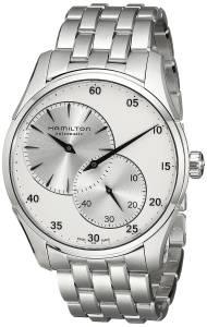 [ハミルトン]Hamilton  Jazzmaster Analog Display Automatic Self Wind Silver Watch H42615153