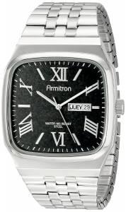 [アーミトロン]Armitron 腕時計 20/4968BKSV メンズ [並行輸入品]