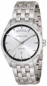 [ハミルトン]Hamilton  Jazzmaster Automatic Silver Dial Stainless Steel Watch H42565151