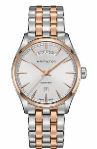 [ハミルトン]Hamilton 腕時計 WATCH JAZZMASTER DAY DATE H42525251 メンズ [並行輸入品]