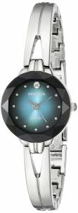 [アーミトロン]Armitron 腕時計 75/5323TLSV レディース [並行輸入品]