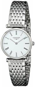 [ロンジン]Longines  La Grande Analog Display Quartz Silver Watch LNG42094116 レディース