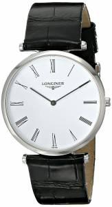 [ロンジン]Longines 腕時計 La Grande Classique Quartz Watch L47094112 メンズ