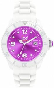 [アイス]Ice 腕時計 IceWatch IceWhite Purple Dial Big Watch SIWVBS10 SI.WV.B.S.10