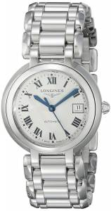 [ロンジン]Longines  PrimaLuna Mother of Pearl Stainless Steel Watch L81134716 L8.113.4.71.6