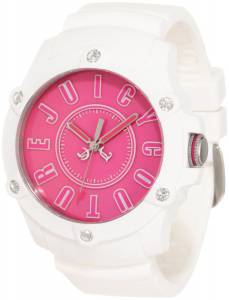 [ジューシークチュール]Juicy Couture  Surfside Silicon Strap Watch 1900908 レディース