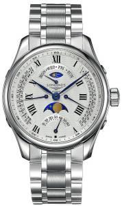 [ロンジン]Longines 腕時計 Master Collection Watch L2.739.4.71.6 メンズ [並行輸入品]