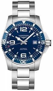 [ロンジン]Longines HydroConquest Automatic Blue Dial Stainless Steel Watch L3.641.4.96.6