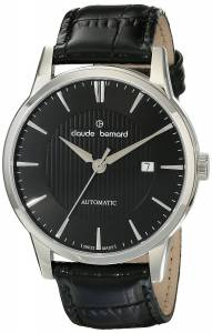 [クロードベルナール]claude bernard Classic Automatic Analog Display Swiss 80091 3 NIN