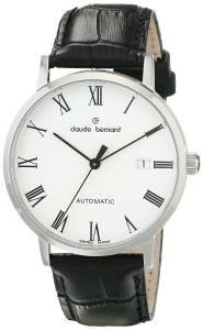 [クロードベルナール]claude bernard Classic Automatic Analog Display Swiss 80095 3 BR