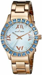 [ジャックルマン]Jacques Lemans  Rome Analog Display Quartz Rose Gold Watch 1-1517ZK