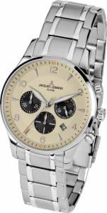 [ジャックルマン]Jacques Lemans 腕時計 Classic 11654M Watch London メンズ