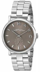 [マーク ジェイコブス]Marc by Marc Jacobs  Baker Stainless Steel Bracelet Watch MBM3329