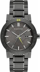 [バーバリー]BURBERRY 腕時計 BlackTone Dial Stainless Steel Quartz Watch BU9340 メンズ