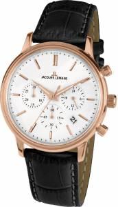 [ジャックルマン]Jacques Lemans 腕時計 N209G and Watch Classic レディース