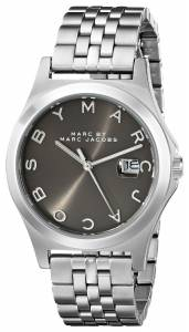 [マーク ジェイコブス]Marc by Marc Jacobs Slim Stainless Steel Watch with Link MBM3348