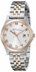 [マーク ジェイコブス]Marc by Marc Jacobs Slim TwoTone Stainless Steel Watch with MBM3353