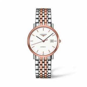 [ロンジン]Longines 腕時計 Elegant White Dial Twotone Watch L48105127 [並行輸入品]