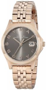 [マーク ジェイコブス]Marc by Marc Jacobs Rose GoldTone Stainless Steel Bracelet MBM3352