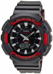 [カシオ]Casio  Solar ADS800WH4AV Grey Resin Quartz Watch AD-S800WH-4AVDF (AD189) メンズ