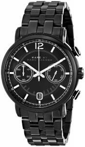 [マーク ジェイコブス]Marc by Marc Jacobs Fergus Black Stainless Steel Watch with MBM5065