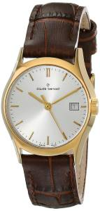 [クロードベルナール]claude bernard Classic Analog Display Swiss Quartz Brown 54003 37J AID