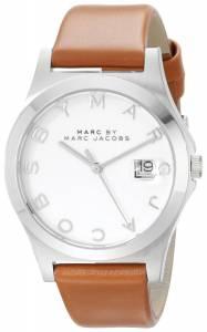 [マーク ジェイコブス]Marc by Marc Jacobs Analog Display Analog Quartz Brown Watch MBM1356