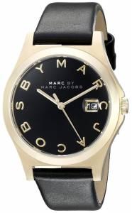 [マーク ジェイコブス]Marc by Marc Jacobs Analog Display Analog Quartz Black Watch MBM1357