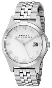 [マーク ジェイコブス]Marc by Marc Jacobs  Stainless Steel Bracelet Watch MBM3391