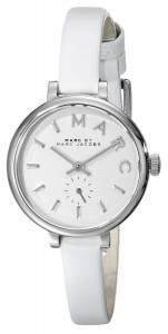 [マーク ジェイコブス]Marc by Marc Jacobs Stainless Steel Watch with Skinny White MBM1350