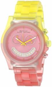 [マーク ジェイコブス]Marc by Marc Jacobs 腕時計 Pink Face Watch MBM4576 レディース
