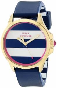 [ジューシークチュール]Juicy Couture  Jetsetter Analog Display Quartz Blue Watch 1901222
