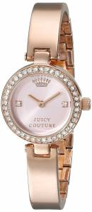 [ジューシークチュール]Juicy Couture Luxe Couture CrystalAccented BrassPlated 1901226