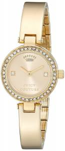 [ジューシークチュール]Juicy Couture  Luxe Couture GoldTone Watch 1901236 レディース