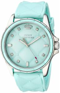 [ジューシークチュール]Juicy Couture  Stella Analog Display Quartz Blue Watch 1901243