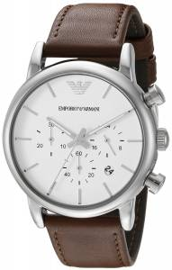 [エンポリオアルマーニ]Emporio Armani Classic Analog Display Analog Quartz Brown AR1846