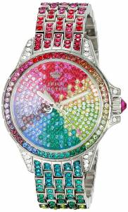 [ジューシークチュール]Juicy Couture Stella Analog Display Quartz MultiColor Watch 1901264