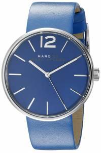 [マーク ジェイコブス]Marc by Marc Jacobs  Analog Display Analog Quartz Blue Watch MBM1364