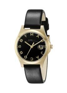 [マーク ジェイコブス]Marc by Marc Jacobs Analog Display Analog Quartz Black Watch MBM1374