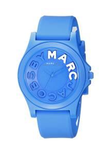 [マーク ジェイコブス]Marc by Marc Jacobs  Analog Display Analog Quartz Blue Watch MBM4024