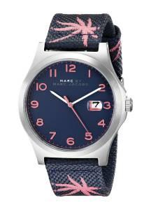 [マーク ジェイコブス]Marc by Marc Jacobs  Analog Display Analog Quartz Blue Watch MBM5087