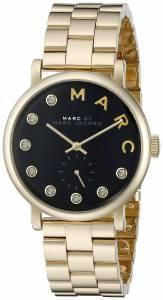 [マーク ジェイコブス]Marc by Marc Jacobs  Baker GoldTone Bracelet Watch MBM3421