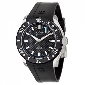 [エドックス]Edox  Class 1 GMT Worldtimer Automatic Watch 930053NBU 93005-3-NBU メンズ