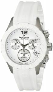 [クロードベルナール]claude bernard  Analog Display Swiss Quartz White Watch 10209 3B BIN