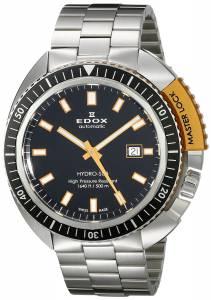 [エドックス]Edox  Hydro Sub Analog Display Swiss Automatic Silver Watch 80301 3NOM NIN