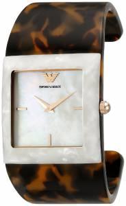 [エンポリオアルマーニ]Emporio Armani Fashion Analog Display Analog Quartz Brown AR7395